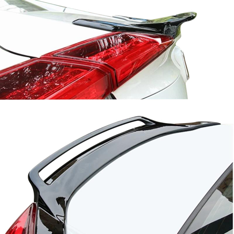 Primitive V Style Duckbill Trunk Spoiler 2016+ Civic
