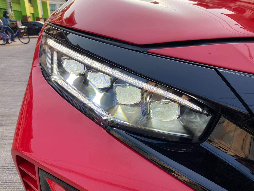 Jewel Style LED Headlight 2016+ Honda Civic