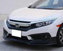 Load image into Gallery viewer, MG Style Polyurethane Front Bumper Lip 2016+ Honda Civic