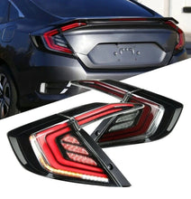 Load image into Gallery viewer, Primitive V1 LED Sequential Tail Light 2016+ Honda Civic