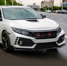 Load image into Gallery viewer, Type-R Front Bumper 2016+ Honda Civic 10th-Gen Sedan Coupe