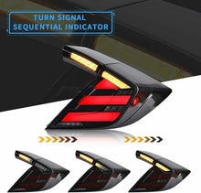 Load image into Gallery viewer, V1 FK7/FK8 LED TAIL LIGHTS ANIMATION 2017+ HONDA CIVIC HATCHBACK