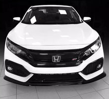 Load image into Gallery viewer, GT Style Polyurethane Front Bumper Lip 2017+ Honda Civic