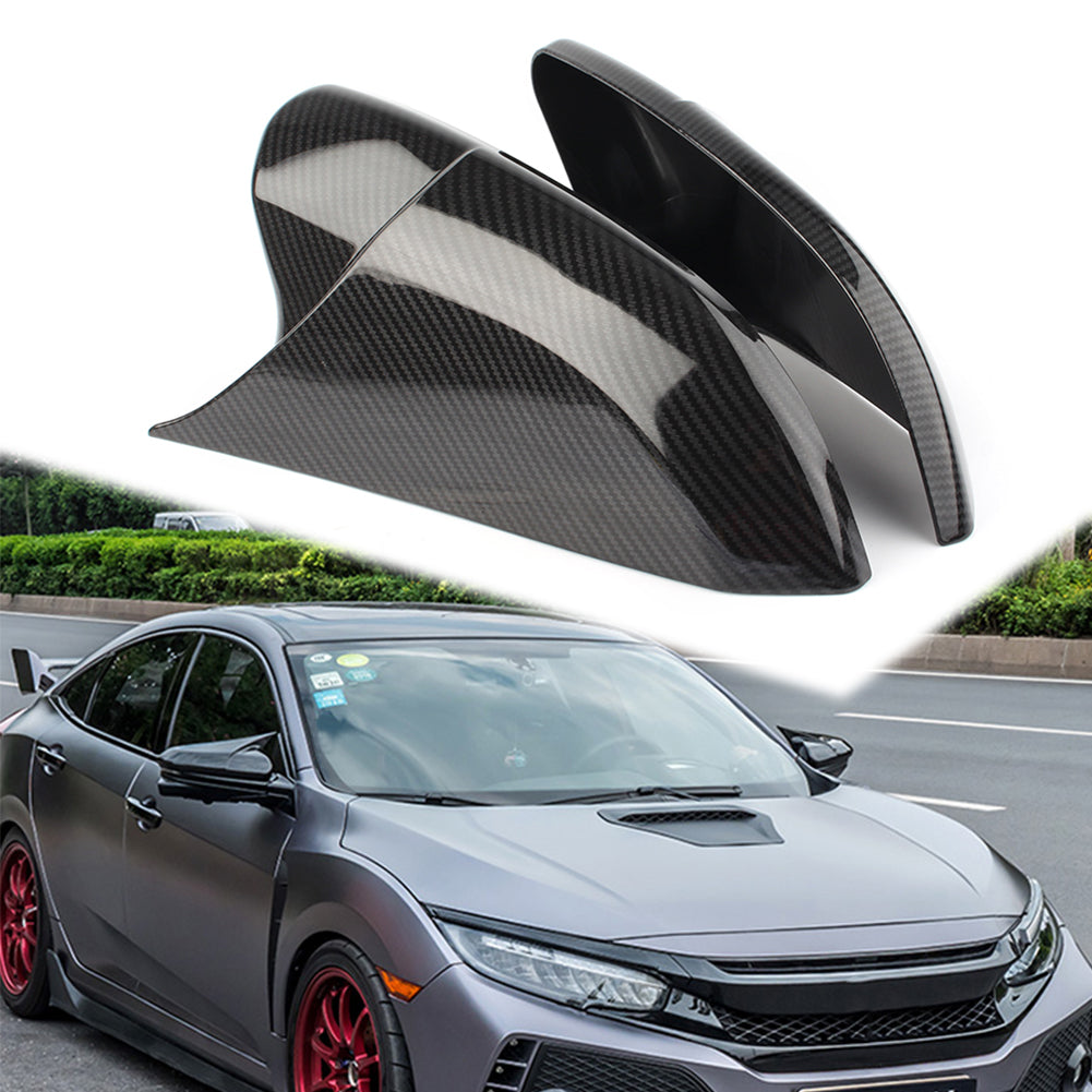 Type-R Style Mirror Cover 2016+ Honda Civic
