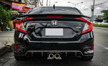 Load image into Gallery viewer, Primitive V2 Carbon Fiber Rear Diffuser 2016+ Honda Civic
