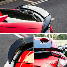 Load image into Gallery viewer, V5 Mid Wing Trunk Spoiler 2017+ Honda Civic Hatchback
