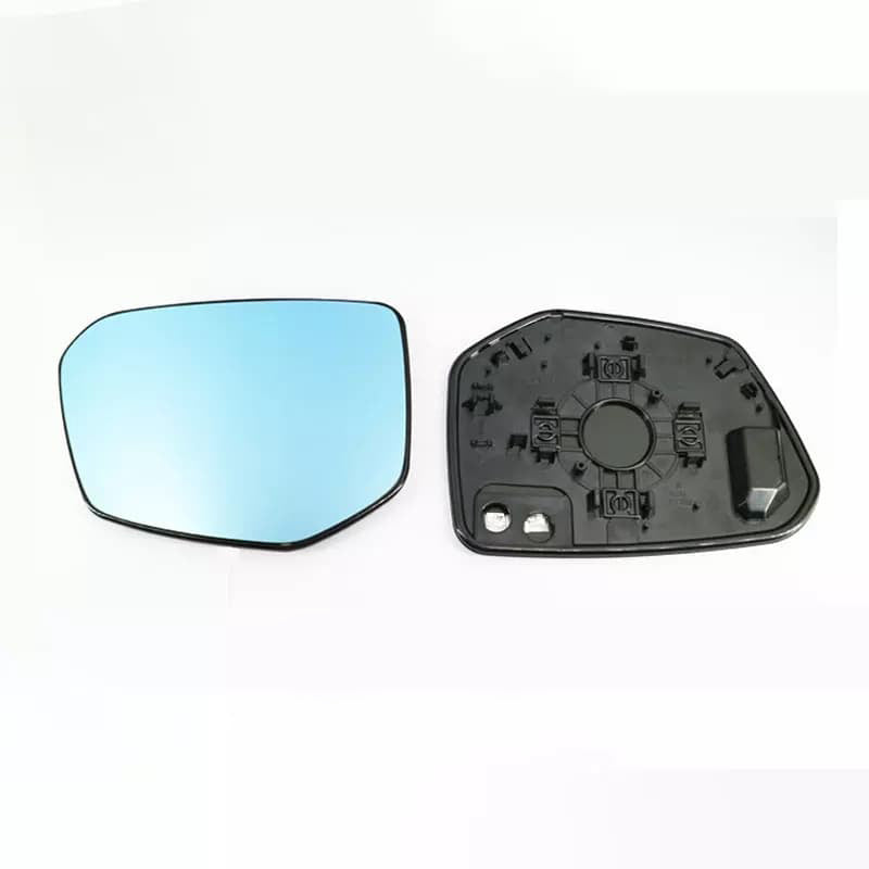 Convex Blind Spot Wide Angle Mirror Blue Lens 2016+ Honda Civic