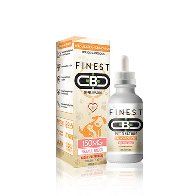 Pet Tincture by The Finest CBD