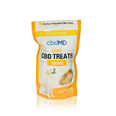 CBD Dog Treats by CBD MD