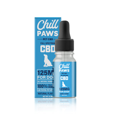 CBD Tincture for Dogs by Chill Paws CBD
