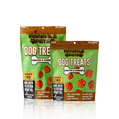 CBD Dog Treats by Pinnacle Hemp