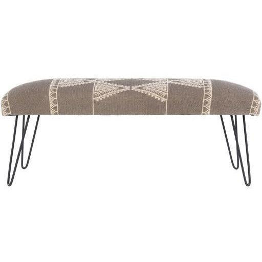Accent And Storage Benches - Asmara RAM-001 Bench