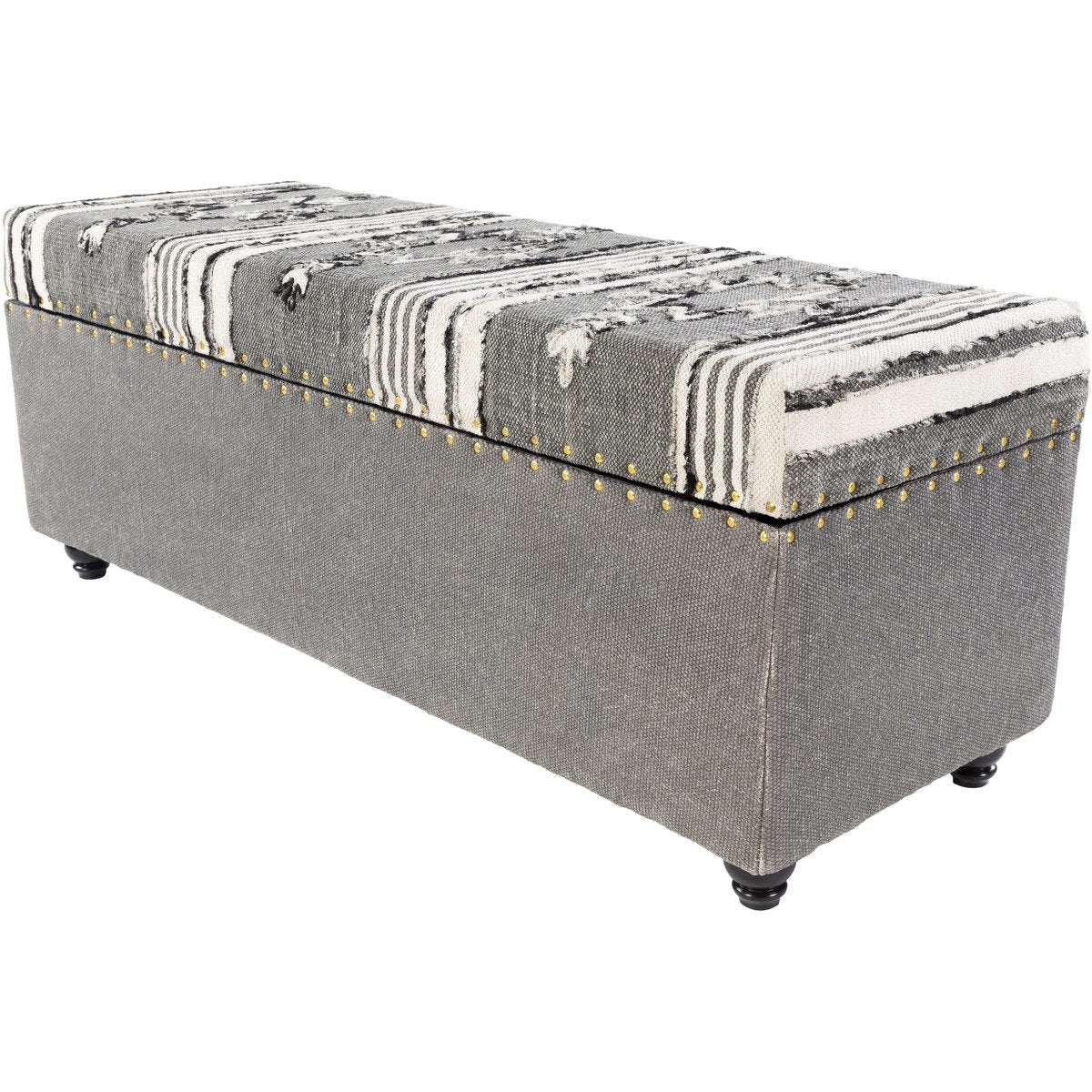 Accent And Storage Benches - Batu BATU-004 Bench