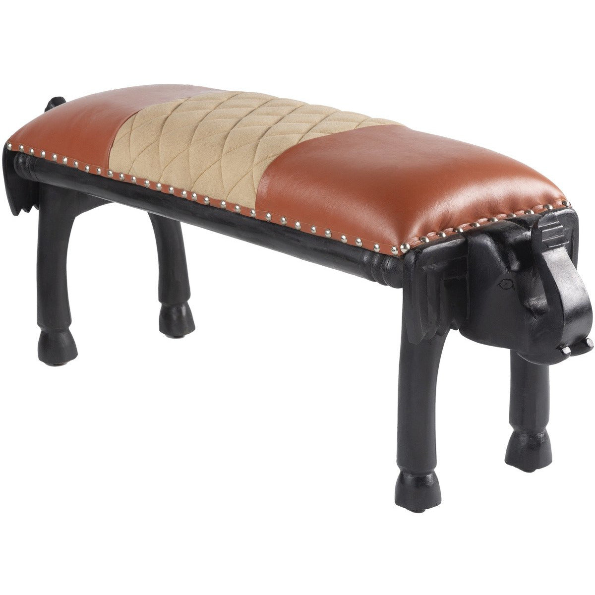 Accent And Storage Benches - Haathi HAA-001 Bench
