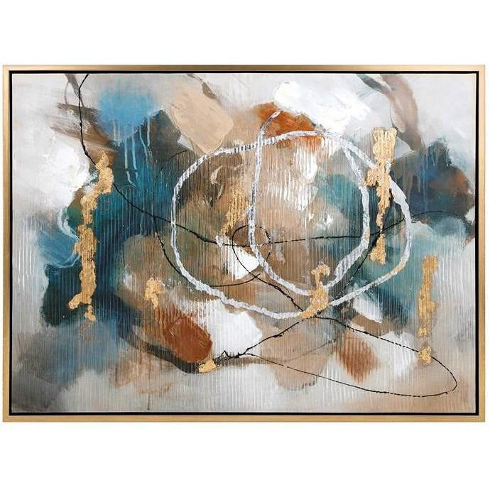 Artwork - Coventia Wall Decor With Frame