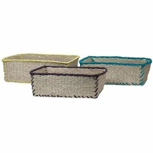 Baskets - Koko Storage Baskets - Set Of 3