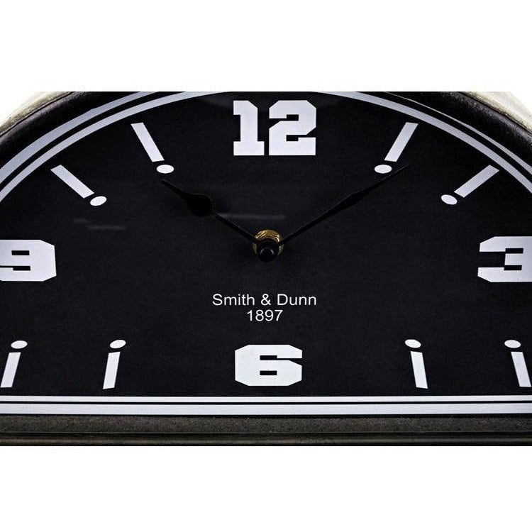 Table Clocks - Chester Metal Clock