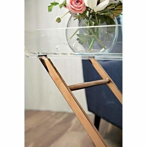 Tables - Clinton Acrylic Tray Table
