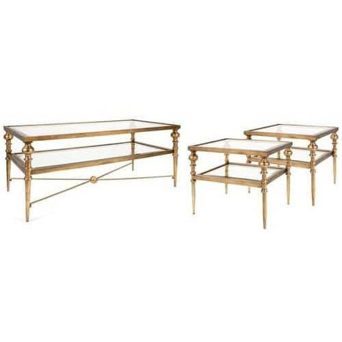 Tables - Fredrick Coffee And Accent Tables - Set Of 3