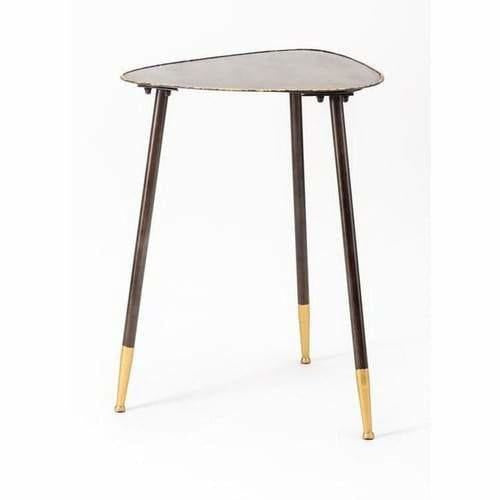 Tables - Harris Metal Nesting Tables - Set Of 2