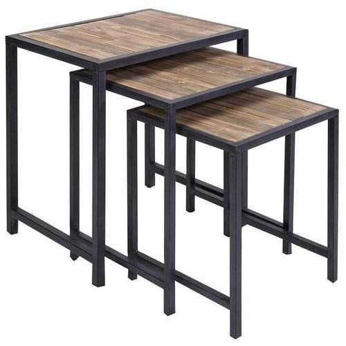 Tables - IK Groveport Nesting Tables - Set Of 3