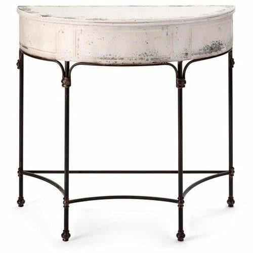 Tables - London Metal Accent Table