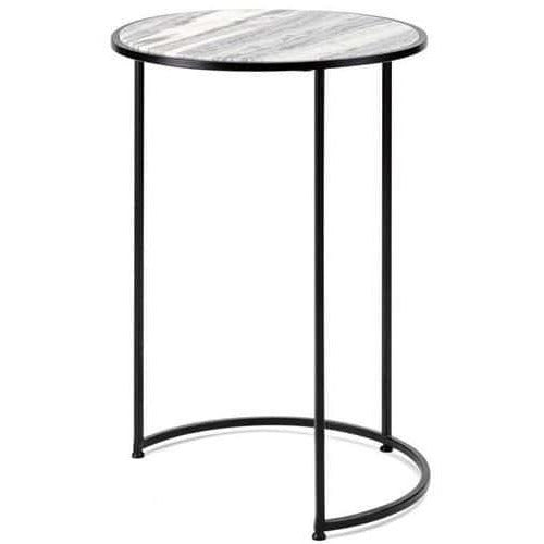 Tables - Salvia Marble Nesting Tables - Set Of 3