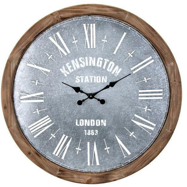 Wall Clocks - Grant Oversized Wall Clock