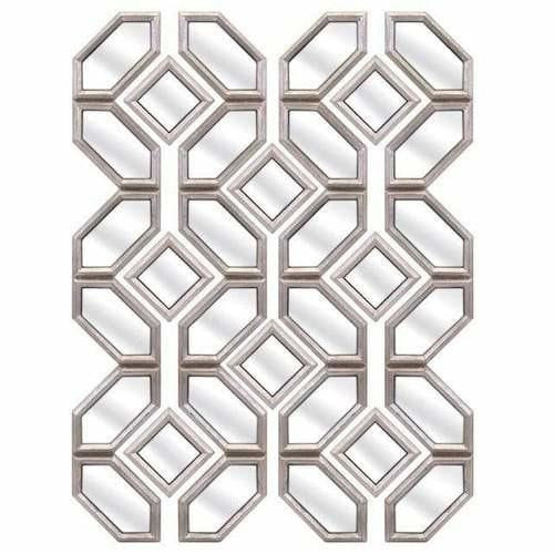 Wall Mirrors - Prestin Wall Mirrors - Set Of 12