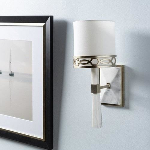 Wall Sconces - Filligree FGE-001 Wall Sconce