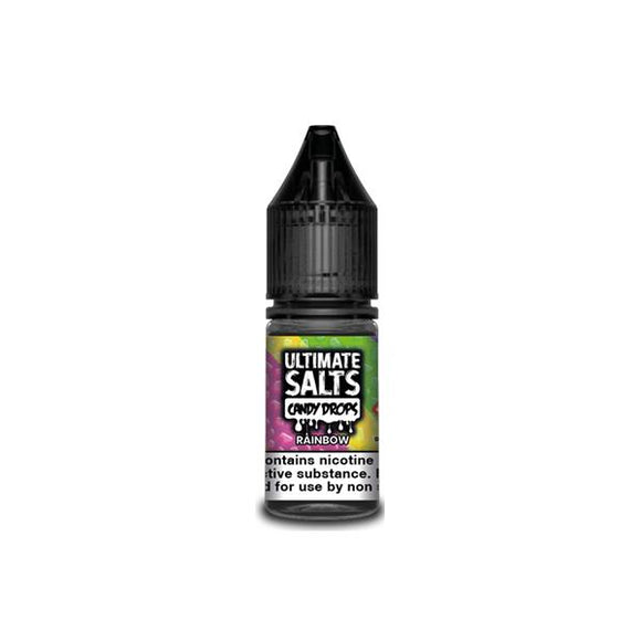 10MG Ultimate Puff Salts Candy Drops 10ML Flavoured Nic Salts - www.vapein.co.uk