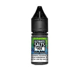 10mg Ultimate Puff Salts On Ice 10ml Flavoured Nic Salts (50VG/50PG) - www.vapein.co.uk