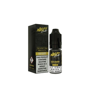 Nasty Salt 10mg 10ML Flavoured Nic Salt (50VG/50PG) - www.vapein.co.uk