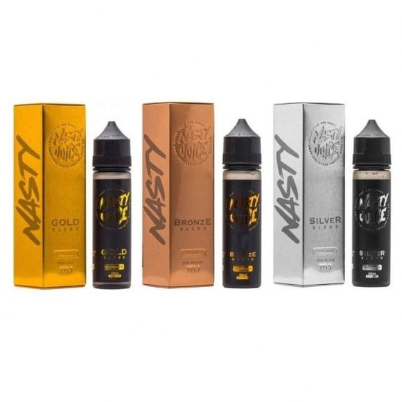 Nasty Tobacco 50ml Shortfill 0mg (70VG/30PG) - www.vapein.co.uk