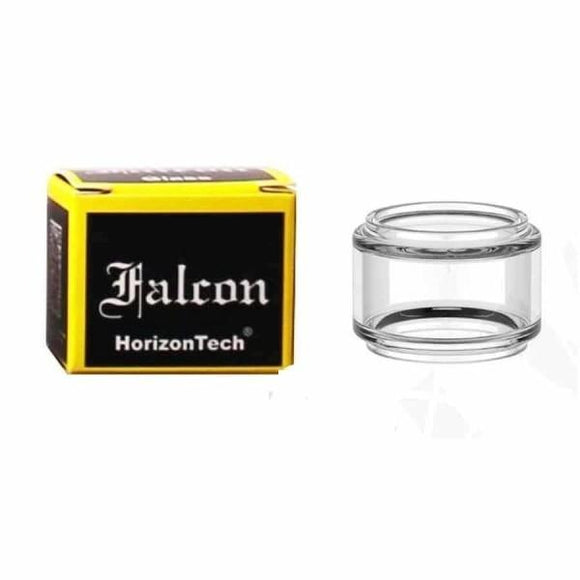 HorizonTech Falcon Mini Tank Extended Replacement Glass - www.vapein.co.uk