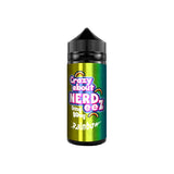 Crazy about Nerdeez 0mg 120ml Shortfill (80VG/20PG) - www.vapein.co.uk
