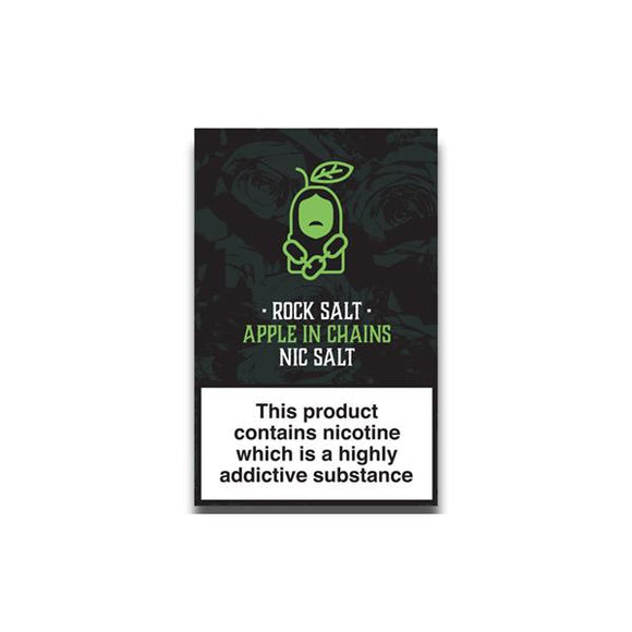 Rock Salt Nic Salt By Alfa Labs 20MG 10ml (50PG/50VG) - www.vapein.co.uk