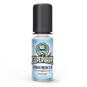 SuperVape by Lips Liquid Additives 0mg 10ml - www.vapein.co.uk