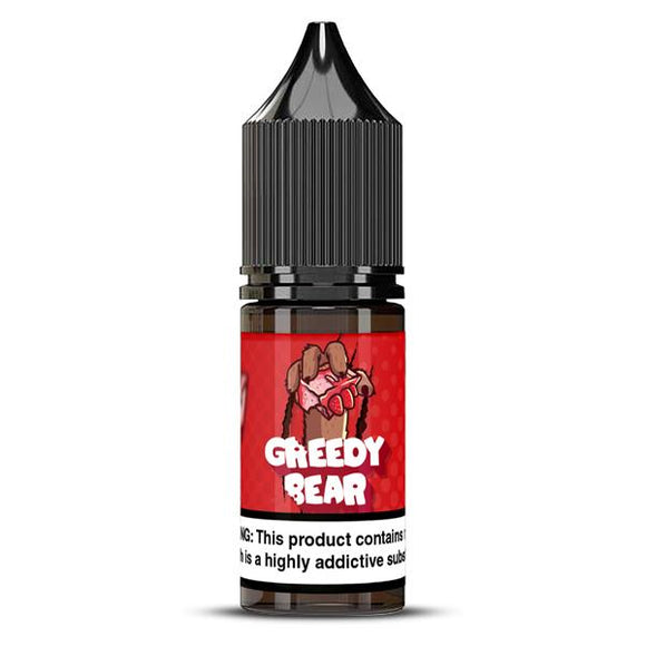 20MG Nic Salts by Greedy Bear (50VG/50PG) - www.vapein.co.uk