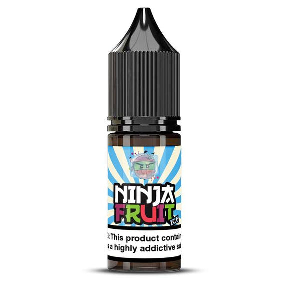 20MG Nic Salts by Ninja Fruit (50VG/50PG) - www.vapein.co.uk