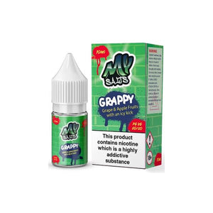 20mg My Salts Nic Salts 10ml (50VG/50PG) - www.vapein.co.uk