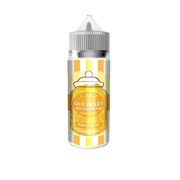 The Old Sweet Shop 0mg 100ml Shortfill (50VG/50PG) - www.vapein.co.uk
