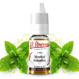 UK Flavour Menthol Range Concentrate 0mg 30ml (Mix Ratio 15-20%) - www.vapein.co.uk