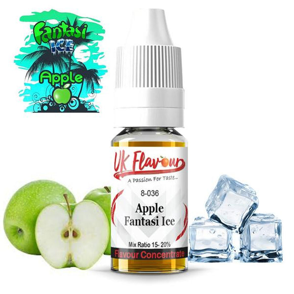 UK Flavour Fantasi Range Concentrate 0mg 30ml (Mix Ratio 15-20%) - www.vapein.co.uk