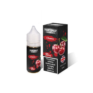 10mg Top Salt Fruit Flavour Nic Salts by A-Steam 10ml (50VG/50PG) - www.vapein.co.uk