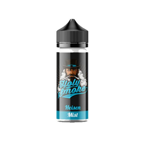 Holy Smoke 0mg 100ml Shortfill (70VG/30PG)