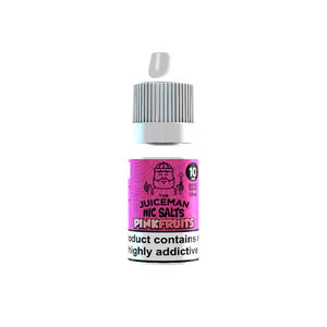 20mg The Juiceman 10ml Flavoured Nic Salt (50VG/50PG) - www.vapein.co.uk