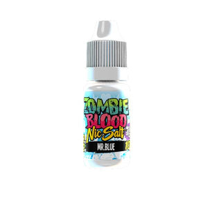 20mg Zombie Blood Nic Salts 10ml (50VG/50PG) - www.vapein.co.uk