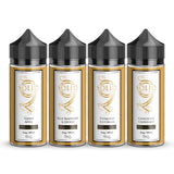 Solid 9 0mg 100ml Shortfill (70VG/30PG) - www.vapein.co.uk