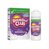 Breakfast Club 100ml Shortfill 0mg (70VG/30PG) - www.vapein.co.uk